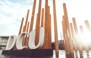 Accoya Columns at DCU Dublin